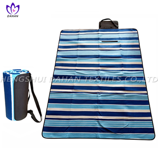 Picnic blanket waterproof picnic mat with printing.PM20