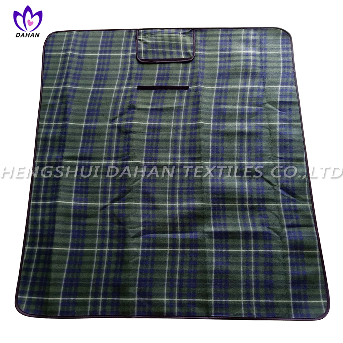 Picnic blanket waterproof picnic mat with printing.PM15