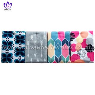 3PK Microfiber plain colour/printing kitchen towel 3pack.