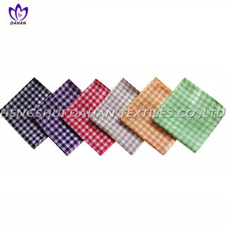 232 polycotton yarn dyed tea towel,kitchen towel.
