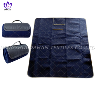 Picnic blanket waterproof picnic mat with printing.PM13