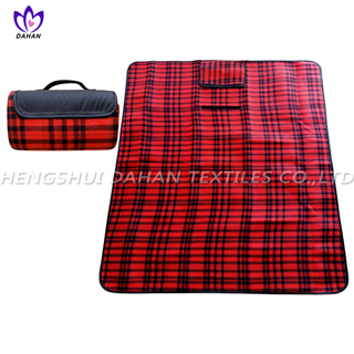 Picnic blanket waterproof picnic mat with printing.PM16
