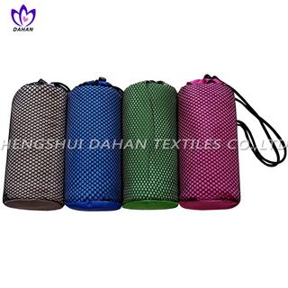 SUEDE3 polyester pure color microfiber suede towel