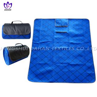 Picnic blanket waterproof picnic mat with printing.PM14