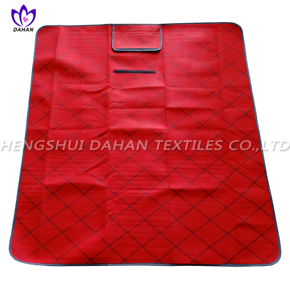 Picnic blanket waterproof picnic mat with printing.PM11
