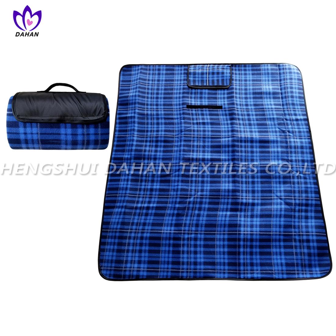Picnic blanket waterproof picnic mat with printing.PM17