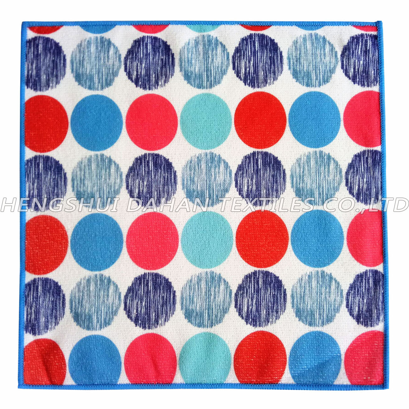 DH-MH04 100%polyester printing microfiber towel