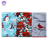 MC97 100%polyester plain colour/ printing microfiber towel 3pack-Christmas series