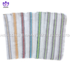 218VW polycotton yarn dyed tea towel,dish cloths,18pack.