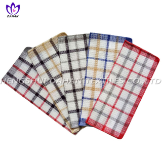 218F polycotton yarn dyed tea towel,kitchen towel.