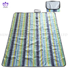 Picnic blanket waterproof picnic mat with printing.PC24~25