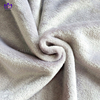 BK34 Solid color microfiber coral fleece blanket.