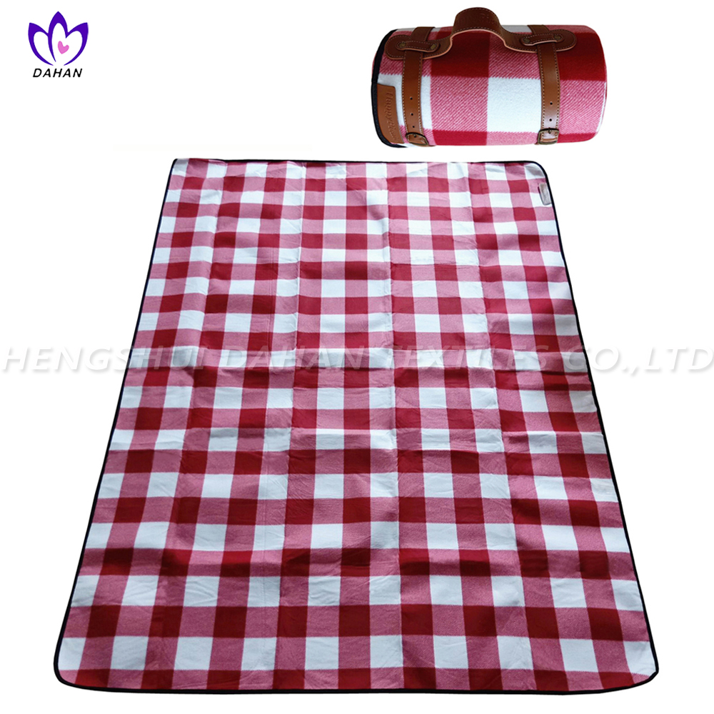 Picnic blanket waterproof picnic mat with printing.PC08