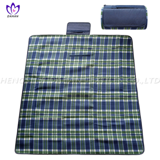 Picnic blanket waterproof picnic mat with printing.PC07