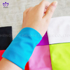 MC129 Solid color microfiber Cooling wrist guard.