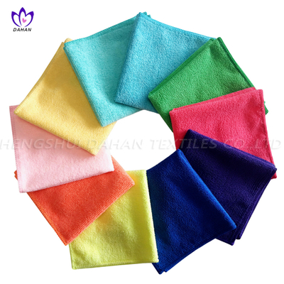 MC128 Solid color microfiber kitchen towels.