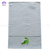WM 100% cotton embroidery baby towel.